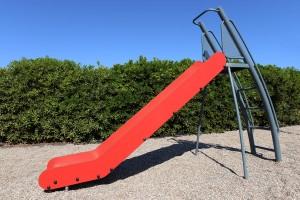11.05 Metal slide for children